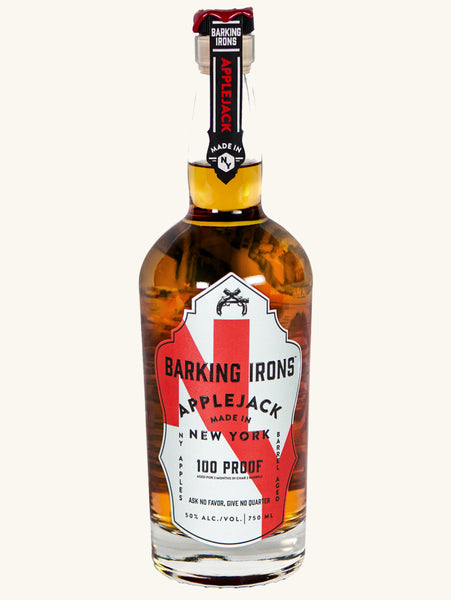Barking Irons Applejack 750ml