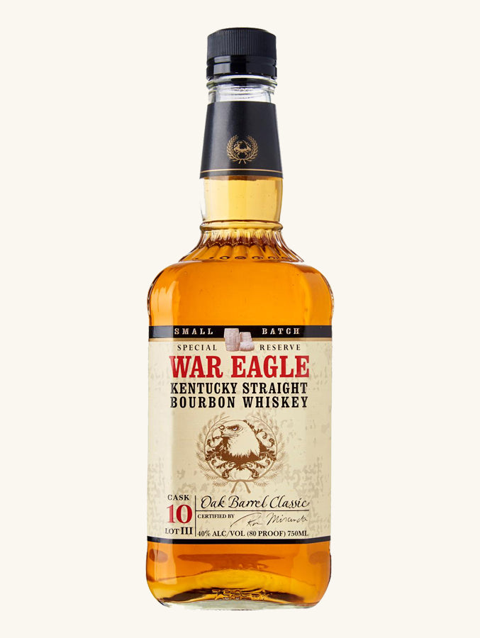 "War Eagle - ""Special Reserve"" Kentucky Straight Bourbon Whiskey (750ml)"