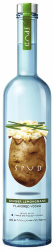 Spud Ginger Lemon Grass Vodka