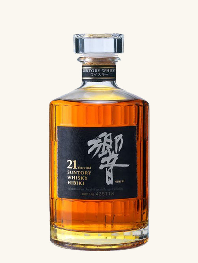 Hibiki Whisky 21 yrs old, Japanese whisy (750ml)