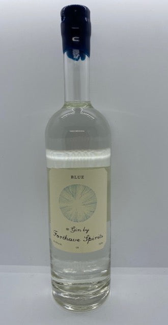 Forthave Spirits, Gin BLUE (750ml)