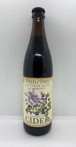 "Finnriver - ""Lavender Black Current"" Cider NV (500ml)"