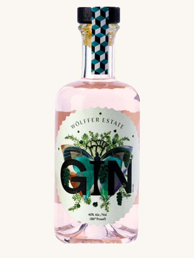 Wolffer Estate Pink Gin (375ml)
