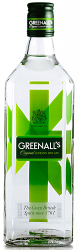 "Greenall's - ""The Original"" London Dry Gin (750ml)"