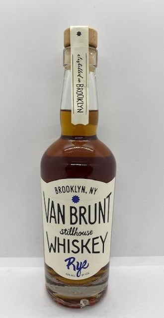 Van Brunt Stillhouse Rye Whiskey (375ml)