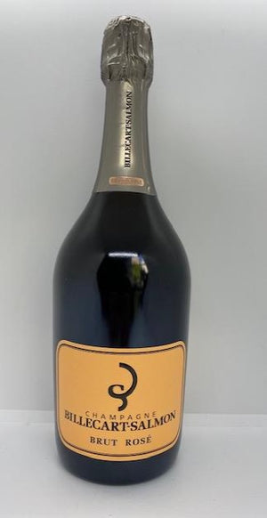 Billecart Salmon Champagne Brut Rosé (750ml)
