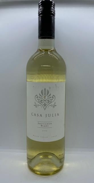Casa Julia - Maule Valley Sauvignon Blanc 2018 (750ml)