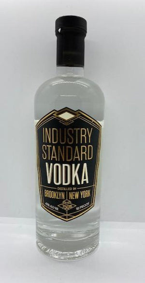 "Industry Standard - ""Brooklyn"" Vodka (750ml)"