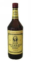 Old Overholt - Straight Kentucky Rye Whiskey (1L)