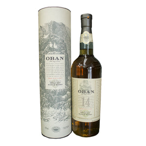 Oban - Highland Single Malt Scotch Aged 14 Years 750ml