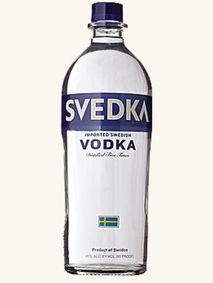 Svedka Swedish Vodka 1.5L