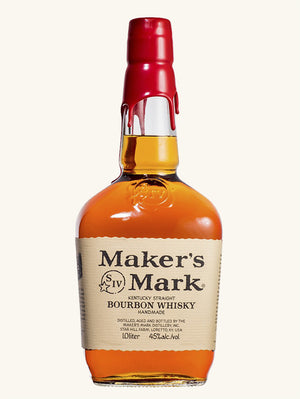 Maker's Mark Bourbon Whiskey 1L