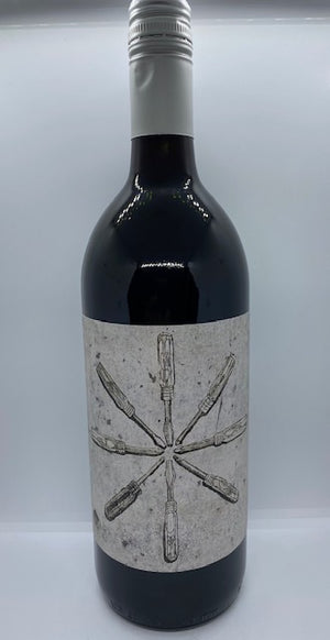 Hand Work Red Wine Tempranillo 2016 (1L)