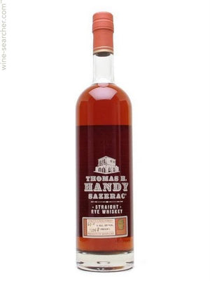 Thomas Handy Sazerac Rye 129.2 Proof 750ml