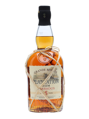 "Plantation - 5 Year Rum ""Barbados"" .(750ml)"