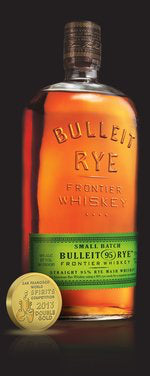 "Bulleit - ""Frontier Whiskey"" Straight Rye Whiskey (750ml)"