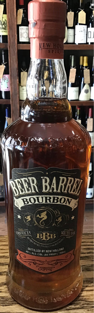 "New Holland ""Beer Barrel"" Bourbon (750ml)"