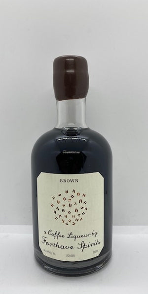 "Forthave Spirits - ""Brown Coffe"" Liqueur (375ml)"