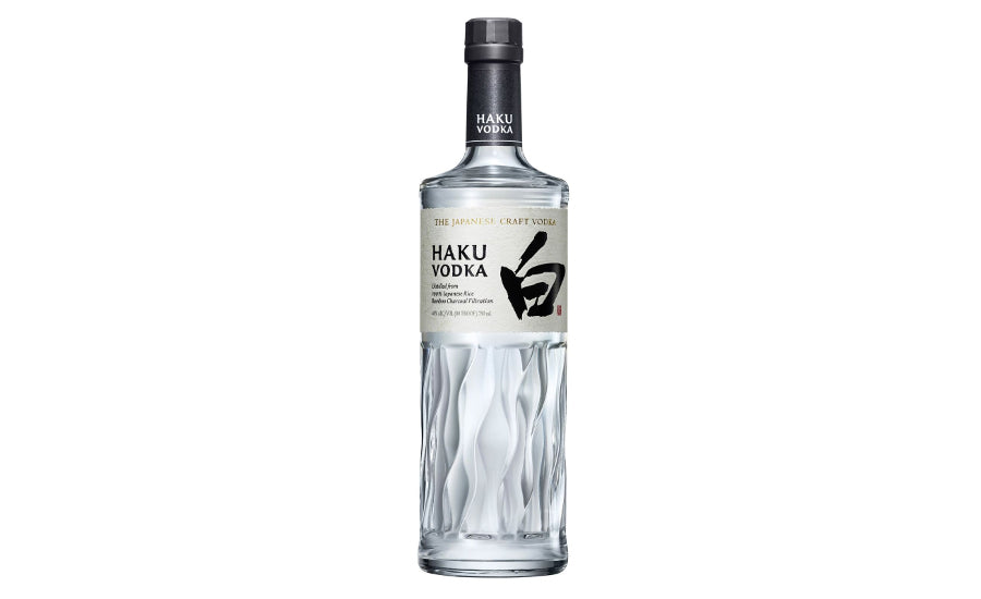 Haku Vodka From Japan (750ml)