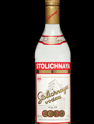 Stoli Vodka 750ml
