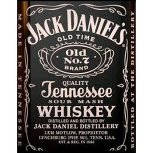Jack Daniel's Old No. 7 Black Label 750ML