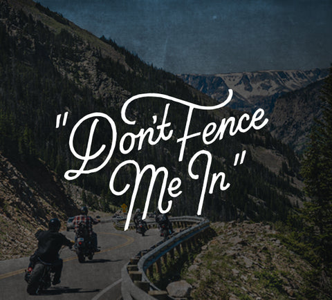 Don't Fence Me In Collection