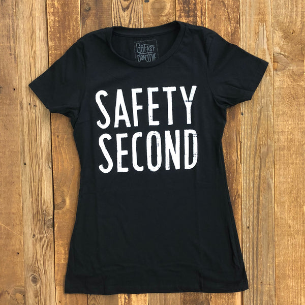 Women's Safety Second Tee