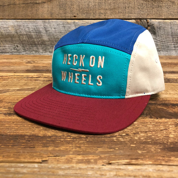 The Gramps Heck On Wheels Cap