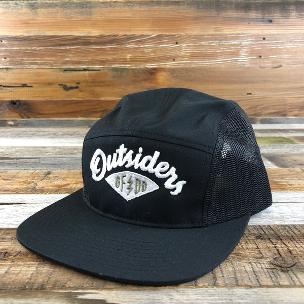 "Outsiders Camper Hat AKA The ""Shipps"""