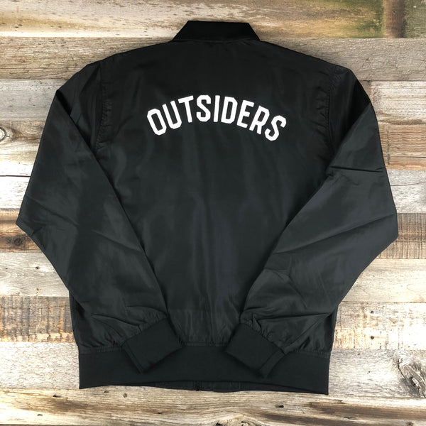 Outsiders- Bomber Jacket