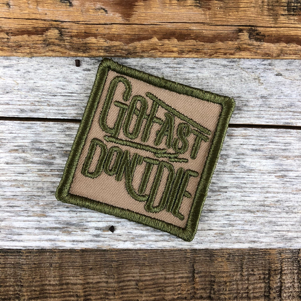 The Original Whiskey Tango Foxtrot Patch