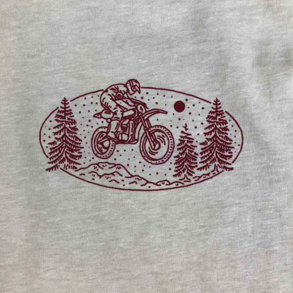 Good Things Come To Those Who Ride Outsiders Tee