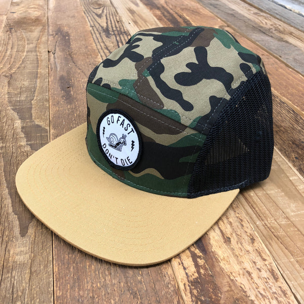 Tactical Snail Camo Cap