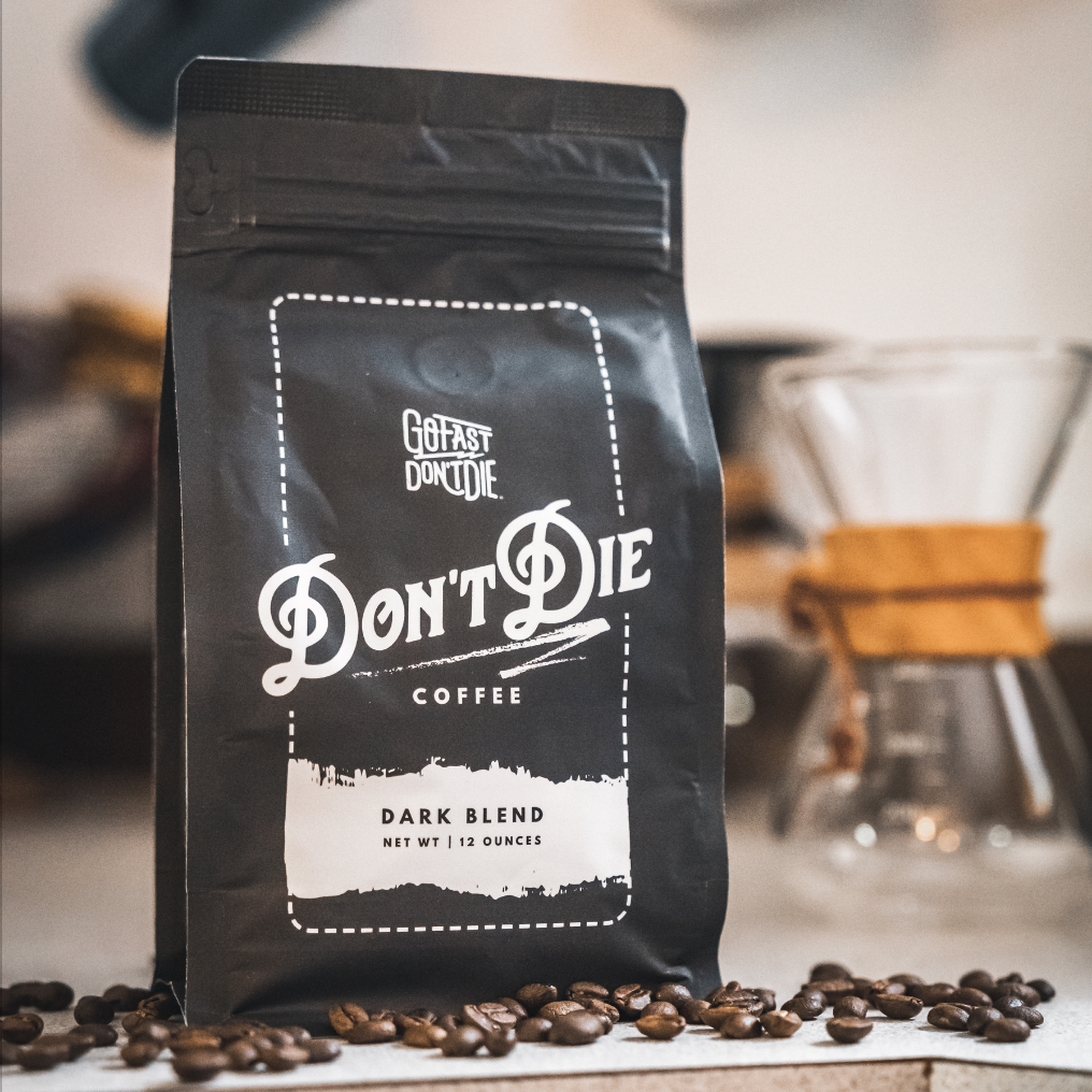 Don't Die Coffee | Dark Blend