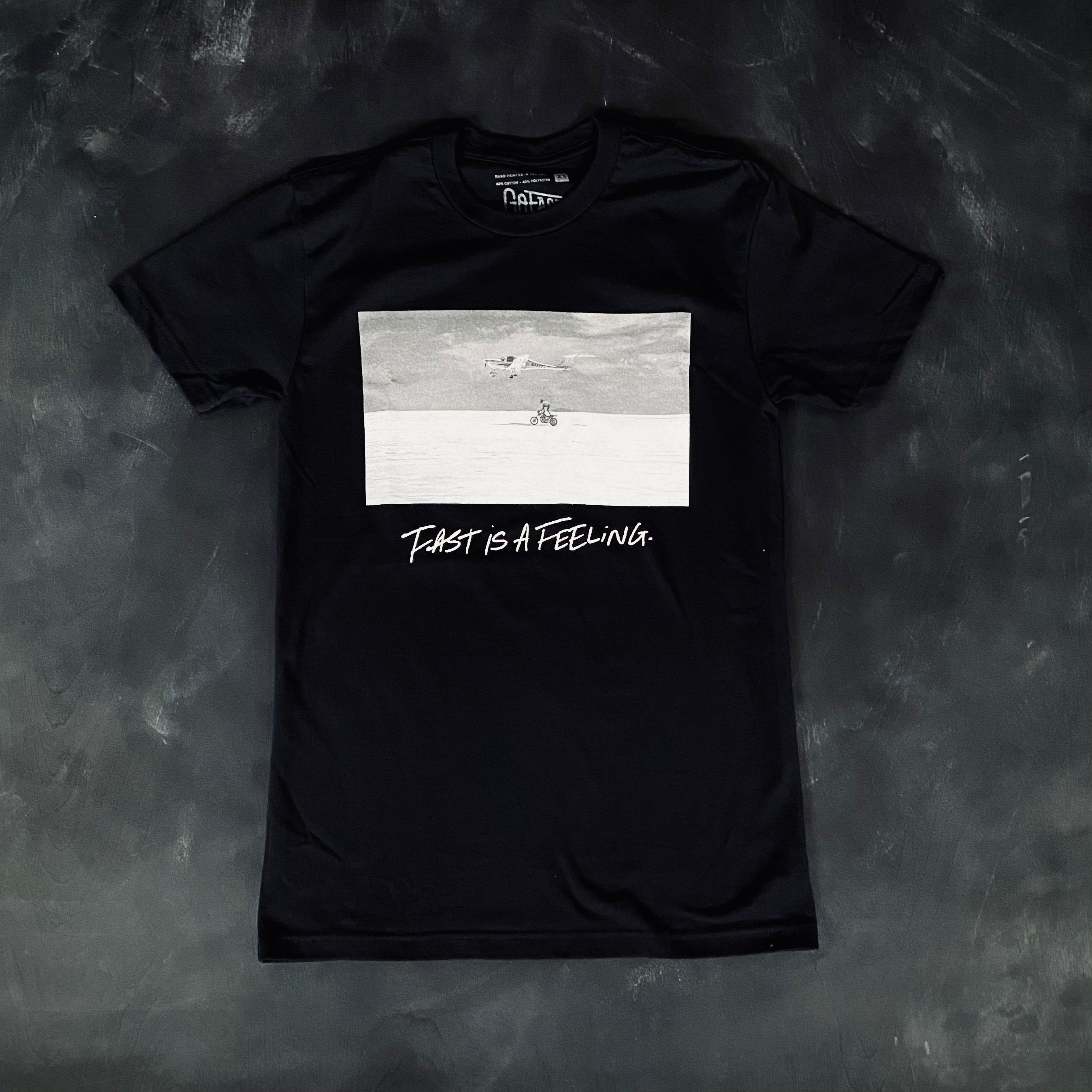 Fast Is A Feeling Graphic Tee (Limited Edition)