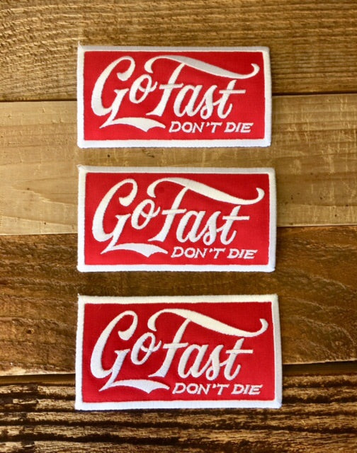 Go Fast Don't Die Script Patch