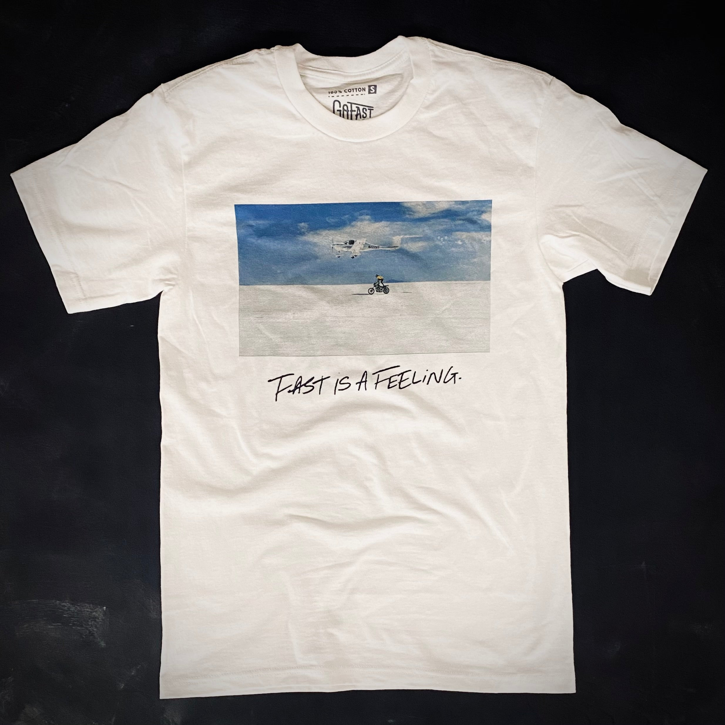 Fast Is A Feeling Graphic Tee