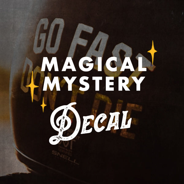 Magical Mystery Decal