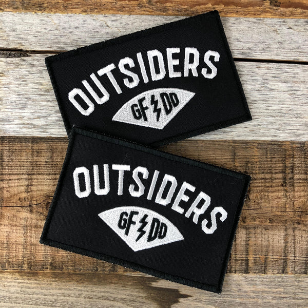 Outsiders Patch