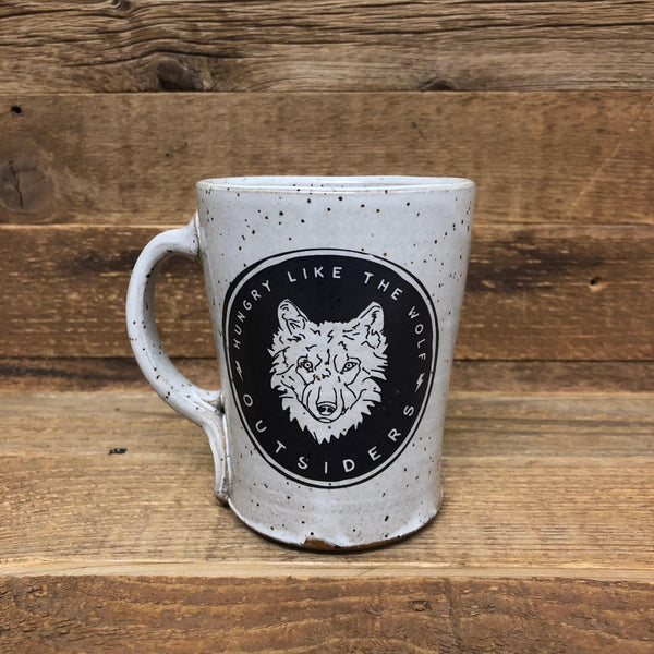 Hungry Like The Wolf Mug