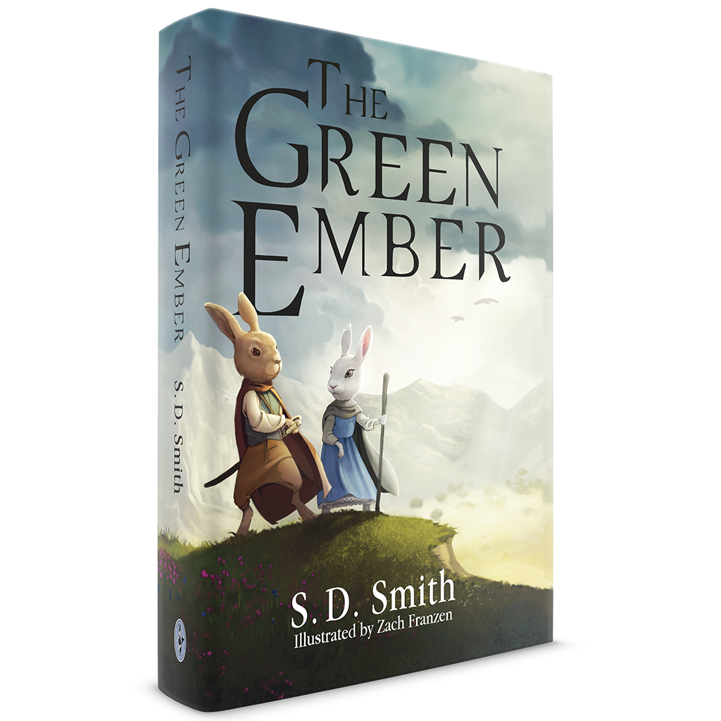 The Green Ember (The Green Ember Series: Book 1) Paperback Novel, Grades 4-6