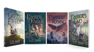 The Green Ember Series Box Set (4-Book Set)