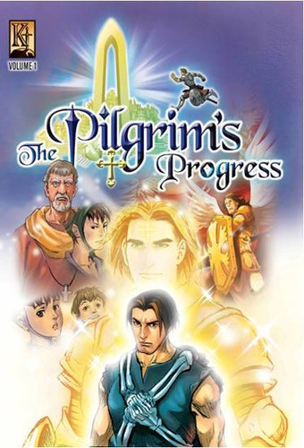 Pilgrim's Progress - Volume 1 (Graphic Novel)