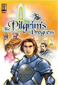 The Pilgrim's Progress - Volume 2 (Graphic Novel)