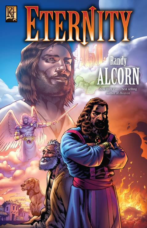 Eternity by Randy Alcorn (Graphic Novel)