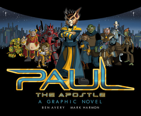 Paul the Apostle: A Graphic Novel - Case Discount (18 Books)