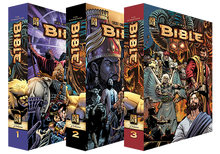 KINGSTONE BIBLE TRILOGY BOX SET