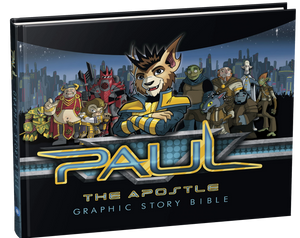 Paul the Apostle: Graphic Story Bible (Hardcover)