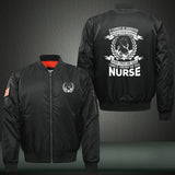 Nurse Bomber Jacket