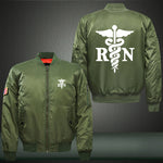 RN Nurse Bomber Jacket